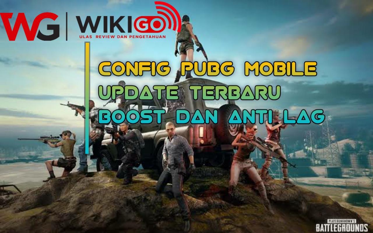 √ Config Pubg Mobile Anti Lag Terbaru Serta Cara Pasangnya