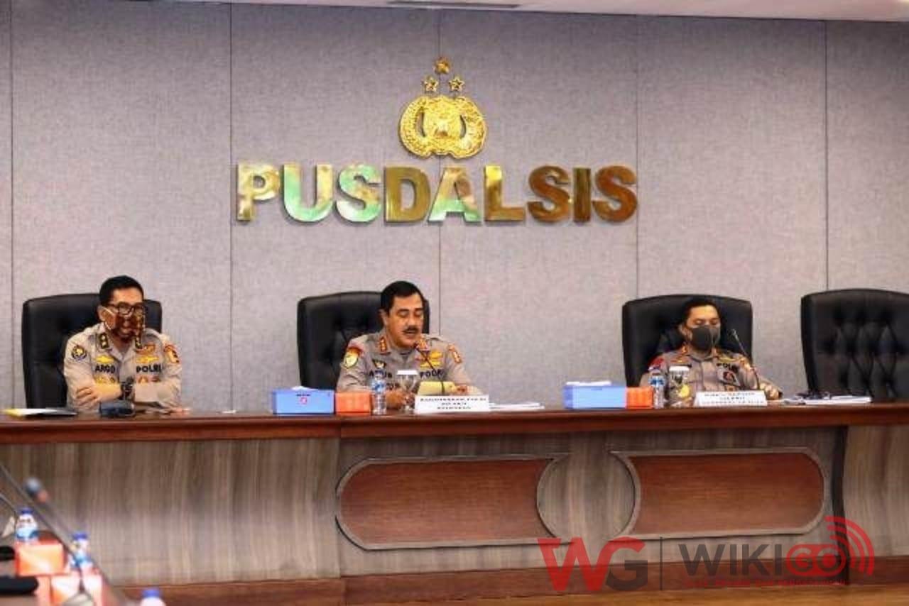 Indonesia menuju New Normal, Polri Siapkan 40.194 Bhabinkamtibmas