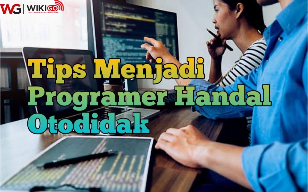 6 Tips Menjadi Programer Handal Secara Otodidak