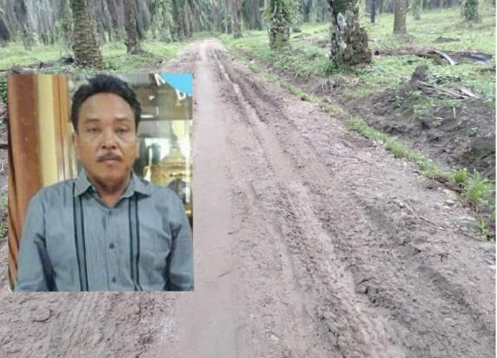Oknum Kontraktor PTPN IV Torgamba: Wartawan Sembarangan masuk dicincang!
