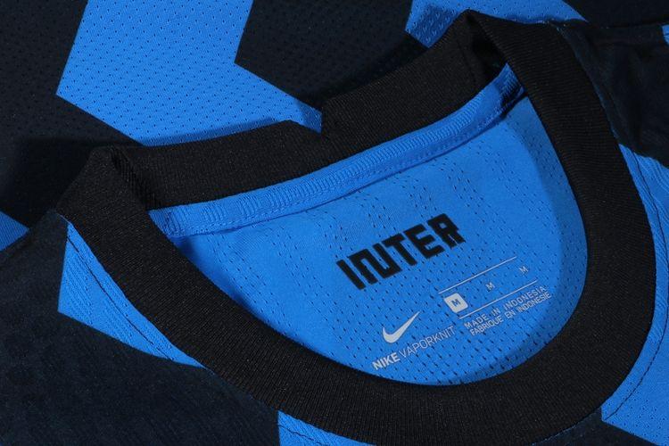 Ternyata Ini! Jersey Baru Inter Milan Buatan Indonesia