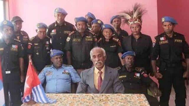 Waduh di Papua Muncul Negara Federal baru, Juga Meminta Jokowi Menarik Seluruh Pasukan Militer