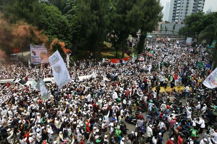 PDIP: Anies jangan pura-pura tak tahu soal kerumunan Simpatisan Habib Rizieq