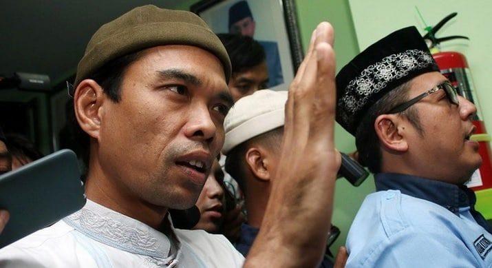 6 Simpatisan FPI ditembak Mati, UAS: Membunuh Orang Beriman Balasannya Neraka Jahanam!
