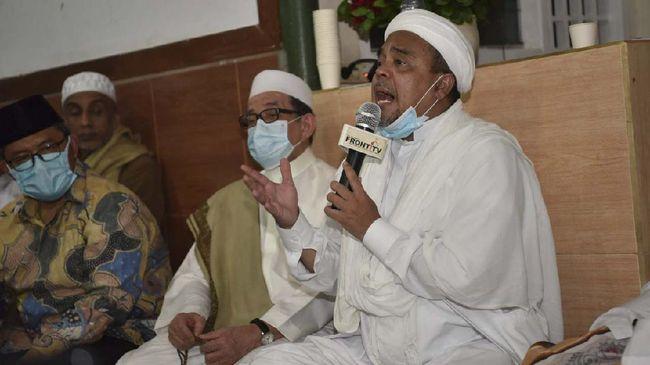Jokowi Harus Turun Tangan Usut kematian 6 Simpatisan FPI, Ujar: Habib Rizieq