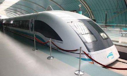 Cina buat kereta tercepat sendiri! Di klaim mampu tembus kecepatan 620km/jam