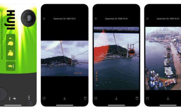 Aplikasi Menyulap Foto menjadi Tampilan Foto Jadul
