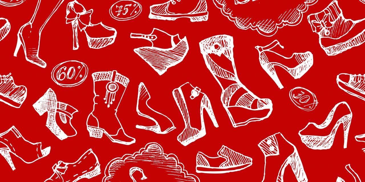 Toko grosir sepatu menuju fase digital
