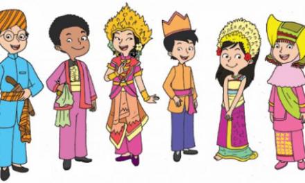 Pentingnya, Mensyukuri Keberagaman di Indonesia Sejak Dini