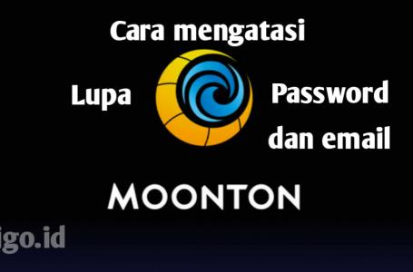 kamu lupa password akun Moonton ? Begini cara gantinya