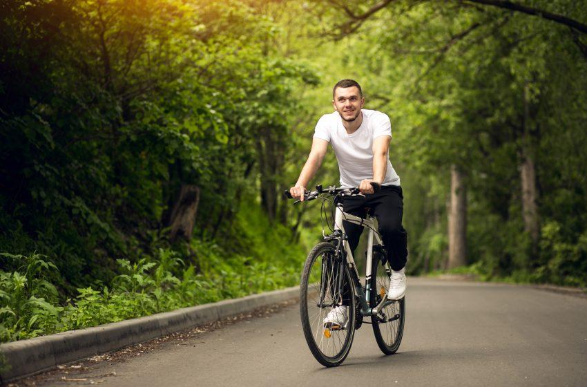 Sewa Sepeda Gunung Raup Untung Tiap Hari Libur (2021)
